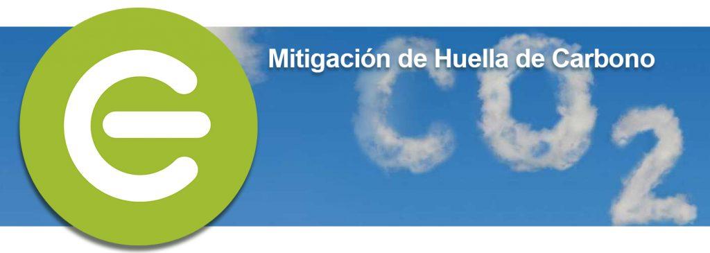 Mitigacion de la Huella de Carbono
